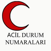 Acil Numaralar icon