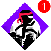 Shadow Legends: Adventures  Stick man in the City icon