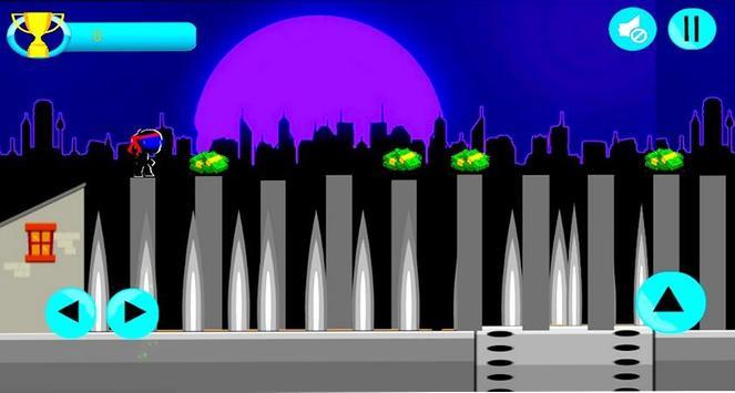 Shadow Legends: Adventures  Stick man in the City screenshot 3