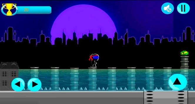 Shadow Legends: Adventures  Stick man in the City poster