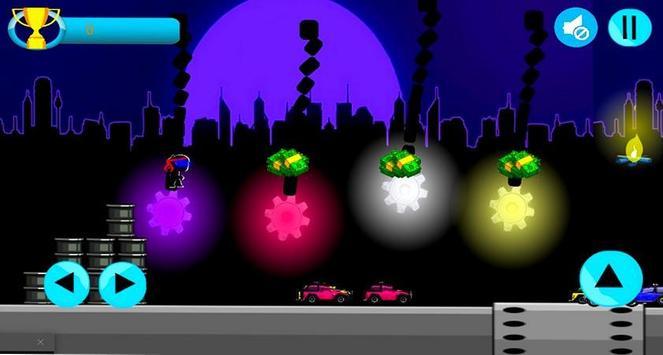 Shadow Legends: Adventures  Stick man in the City screenshot 1