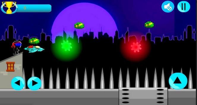 Shadow Legends: Adventures  Stick man in the City screenshot 2