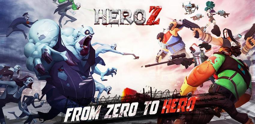 Hero Z:Survival Evolved APK