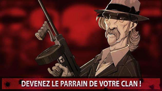 Mafioso-Stratégie tour par tour & Jeux de gangster capture d'écran 4