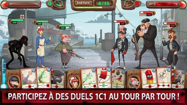 Mafioso-Stratégie tour par tour & Jeux de gangster Affiche