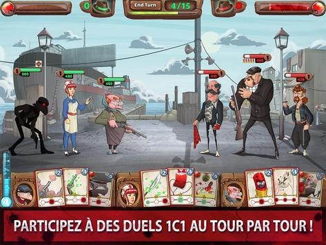 Mafioso-Stratégie tour par tour & Jeux de gangster capture d'écran 6