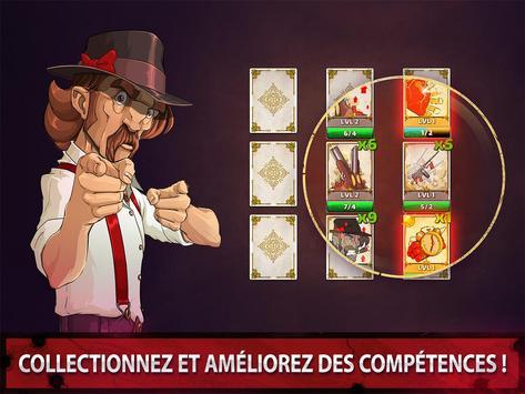 Mafioso-Stratégie tour par tour & Jeux de gangster capture d'écran 8