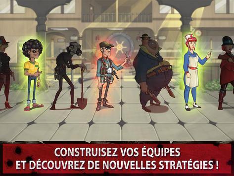 Mafioso-Stratégie tour par tour & Jeux de gangster capture d'écran 9