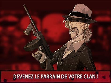 Mafioso-Stratégie tour par tour & Jeux de gangster capture d'écran 10