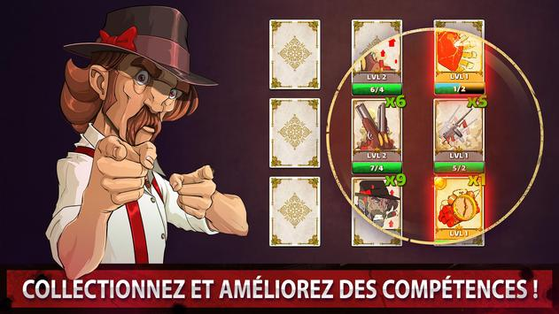 Mafioso-Stratégie tour par tour & Jeux de gangster capture d'écran 2