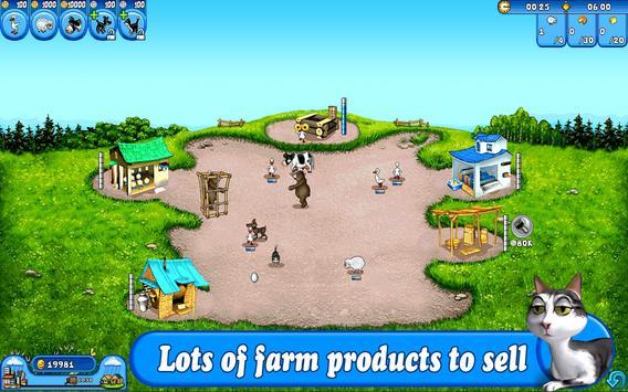 Farm Frenzy: Time management game screenshot 9