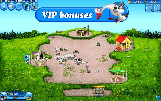 Farm Frenzy: Time management game screenshot 19