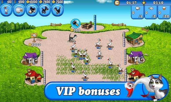 Farm Frenzy: Time management game screenshot 5