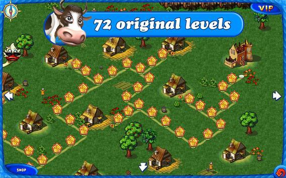 Farm Frenzy: Time management game screenshot 14