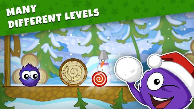 Catch the Candy: Winter Story screenshot 5