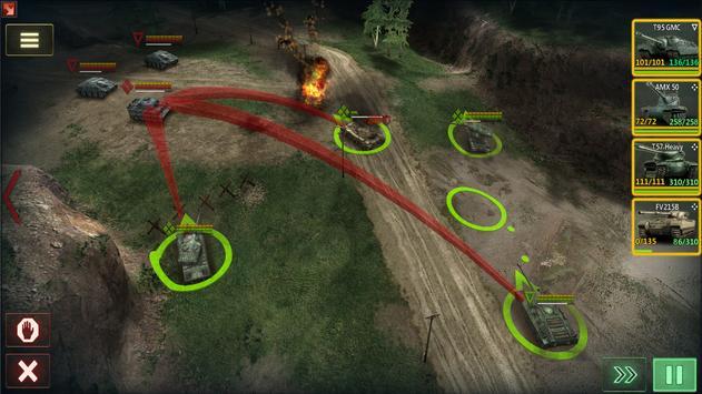 Armor Age स्क्रीनशॉट 20