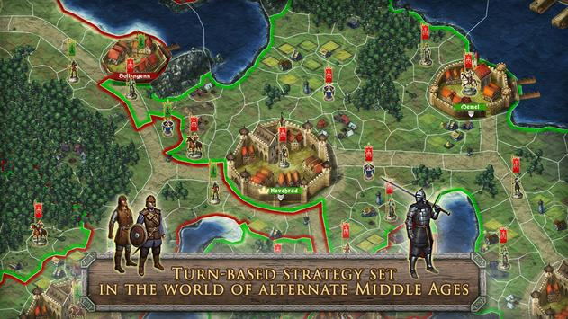 Strategy & Tactics: Medieval Civilization पोस्टर