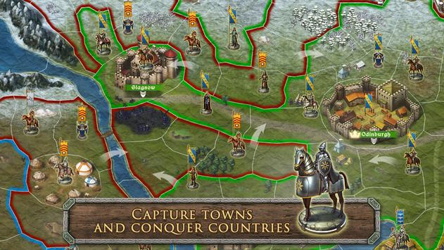 Strategy & Tactics: Medieval Civilization स्क्रीनशॉट 1