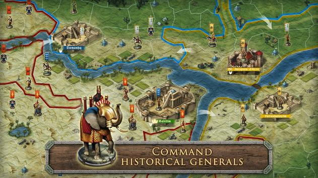 Strategy & Tactics: Medieval Civilization स्क्रीनशॉट 2