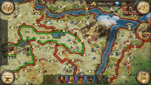 Strategy & Tactics: Medieval Civilization स्क्रीनशॉट 6