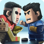 Ice Rage: Hockey Multiplayer Free иконка
