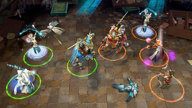 Lords of Discord: Turn Based Strategy RPG スクリーンショット 3