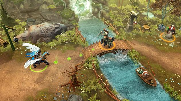 Strategy of Discord: Turn-Based isometric RPG game poster