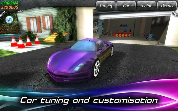Race Illegal: High Speed 3D screenshot 11