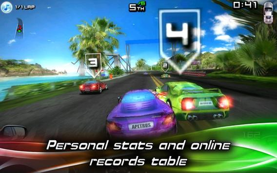 Race Illegal: High Speed 3D screenshot 8