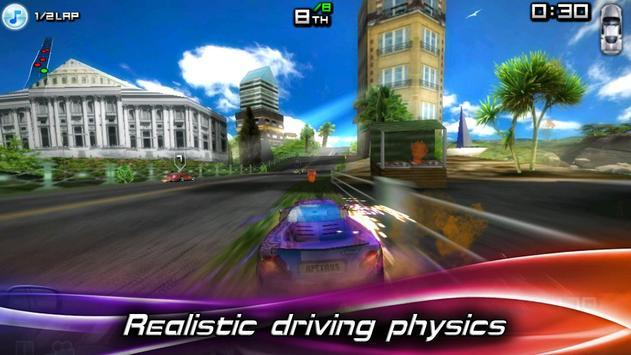 Race Illegal: High Speed 3D screenshot 9