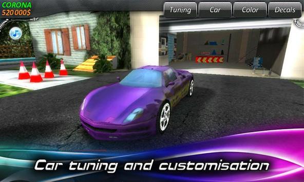 Race Illegal: High Speed 3D screenshot 1