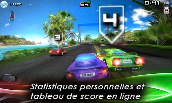 Race Illegal: High Speed 3D capture d'écran 3