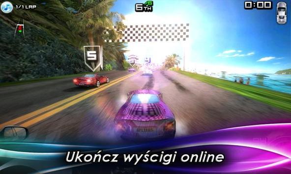 Race Illegal: High Speed 3D plakat