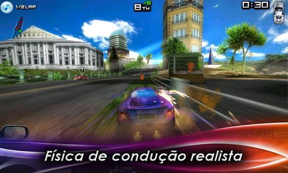 Race Illegal: High Speed 3D imagem de tela 4