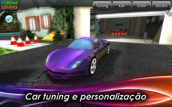 Race Illegal: High Speed 3D imagem de tela 6