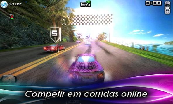 Race Illegal: High Speed 3D Cartaz