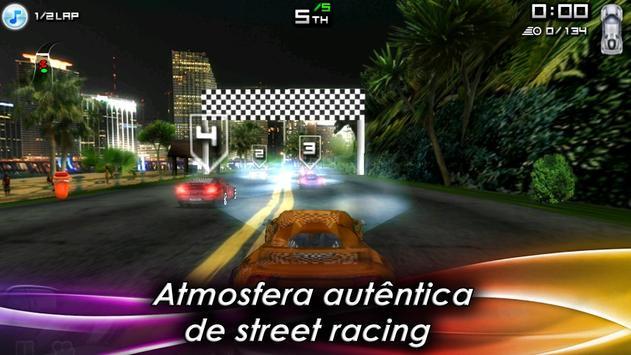 Race Illegal: High Speed 3D imagem de tela 12