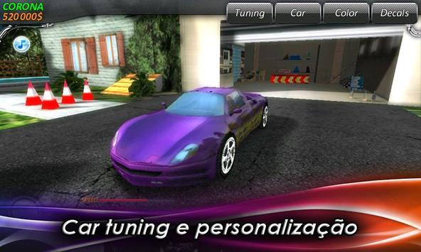 Race Illegal: High Speed 3D imagem de tela 1