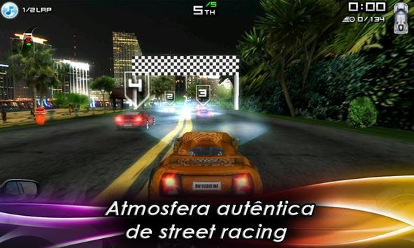 Race Illegal: High Speed 3D imagem de tela 2