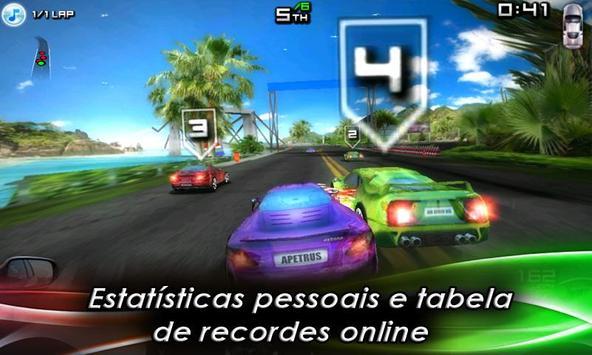 Race Illegal: High Speed 3D imagem de tela 3