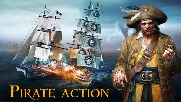 Pirate Legends: Сaribbean Action RPG poster