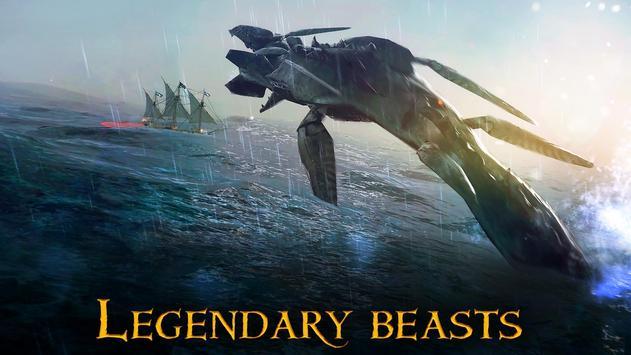 Pirate Legends: Сaribbean Action RPG screenshot 2