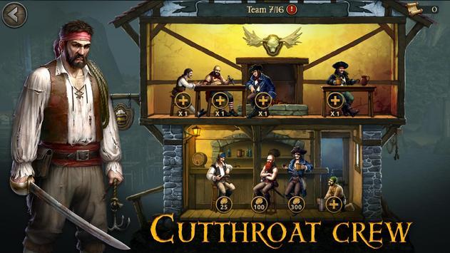 Pirate Legends: Сaribbean Action RPG screenshot 5