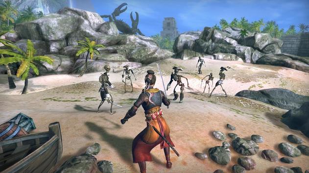 Pirate Legends: Сaribbean Action RPG screenshot 6