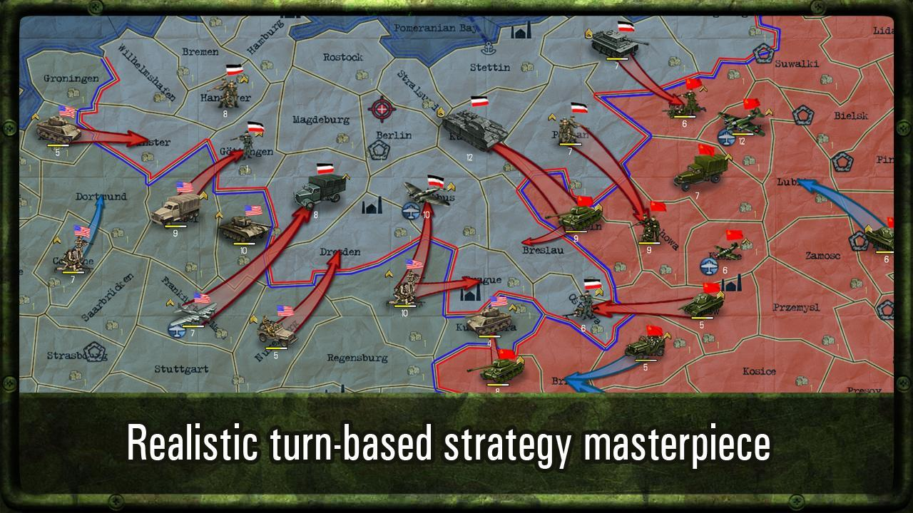 Strategy & Tactics: WW2 for Android - APK Download