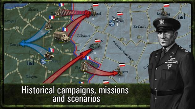 Strategy & Tactics: WW2 screenshot 1