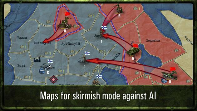 Strategy & Tactics: WW2 screenshot 4