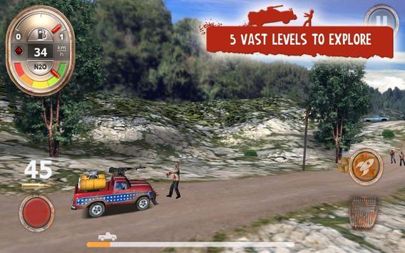 Zombie Derby screenshot 7