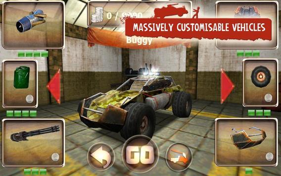 Zombie Derby screenshot 8