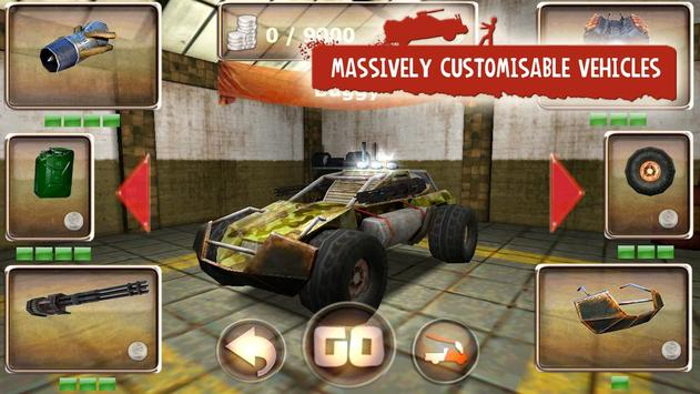 Zombie Derby screenshot 13